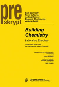 Building Chemistry. Laboratory Exercises