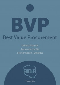 BVP Best Value Procurement + wykład profesora Kashiwagi