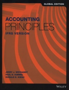 Accounting Principles IFRS Version [Weygandt Jerry J., Kimmel Paul D., Kieso Donald E.]