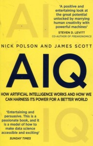 AIQ [Polson Nick, Scott James]