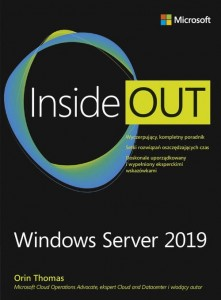 Windows Server 2019 Inside Out [Orin Thomas]
