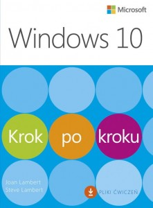 Windows 10 Krok po kroku [Lambert Joan, Lambert Steve]